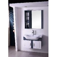 Cheap Bathroom Cabinet / PVC Bathroom Cabinet (W-075) for sale