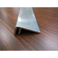 China 6063T5 Mill Finish Aluminium Angle Extrusions with Different Sizes Stock Mould on sale