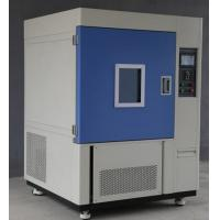 NF EN 196 standard humidity temperature cement environmental test chamber  Programmable color LCD touch screen
