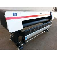 Cheap 1.8m Large Format Eco Solvent Printer with Epson DX7 Heads for Vinly Sticker Flex Banner Printing for sale