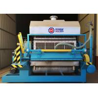 China Automatic Paper Pulp 3kw Egg Tray Forming Machine on sale