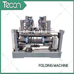 Cheap Automatic Valve Paper Bags Sack Folding Machine For 50Kg Cement Bag wholesale