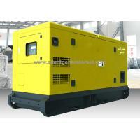 Buy cheap Low Noise 1500RPM Mobile Diesel Generators Blue Color With Prime Power 40KW from wholesalers