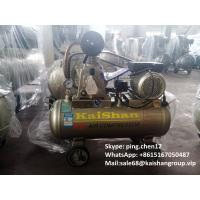 Industrial piston rings type air compressor for for Piston type air motor