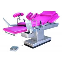 Cheap Hydraulic Electric Gynecology Exam Chair , Gynaecology Examination Table for sale