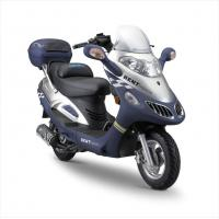 Cheap Air CoolGas Powered Motor Scooters 125CC Gas Online Scooter (LS125T-4) for sale