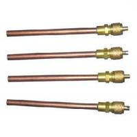 Cheap 1/4 Copper Charging Valve for sale