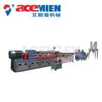 Cheap Parallel Twin Screws Plastic Granules Making Machine , Plastic Recycling Machine for sale