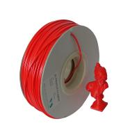 Cheap Red 3.0mm ABS 3D Printing Filament Materials For 3D Printers Colorful for sale