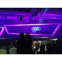 Cheap 1080P No Noise RGB Fixed Concert Video Screens High Resolution 768 * 768 MM for sale
