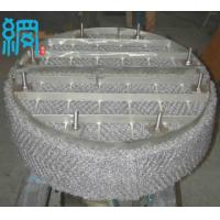 Cheap Vapor-liquid Separation Monel Wire Mesh Demister (DN300mm-DN6000mm) for sale