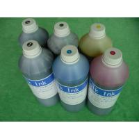 China Wide Format Waterproof Canon Pigment Ink on sale