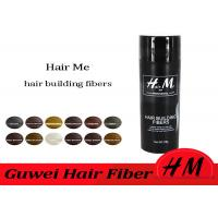 China 3g - 30g Hair Building Fiber Hair Thinning Concealer 12 Colors Optional on sale