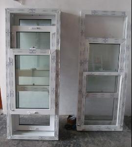 PVC Vertical Single Hung Window (00VSL)