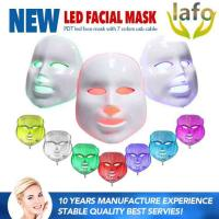 Cheap 7 Color in 1 PDT Skin Treatment Light LED Mask For Wholesale for sale