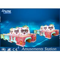 Cheap Lovely Panda Amusement Game Machines Ball Shooting Win Prize Multiple People for sale