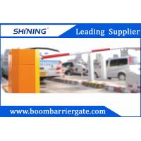 Cheap A3 Security Automatic Toll Gate For 40km/H Car Can Increase Vehicle Throughput for sale