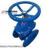 Buy cheap ANSI 150 Cast Iron Metal Seal Rising Stem Flange Gate Valve cast iron valve from wholesalers