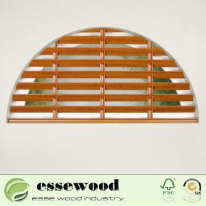 Cheap Adjustable Australia Indoor Wood Basswood Plantation Window Shutter for sale