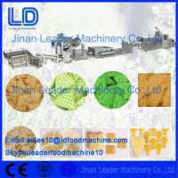 Cheap 380v 50Hz Breakfast 3D Snack Pellet Processing Machinery for sale