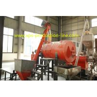 Cheap High Capacity Freon Free XPS Production Line 75T / 200 For Polystyrene Foam Sheets wholesale