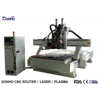 China Industrial 4 Axis CNC Router Machine CNC Milling Machine For Wooden Door Engraving on sale