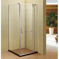Cheap Stainless Steel 304 Shower Cubicle Vertical Hinged Door Shower for sale