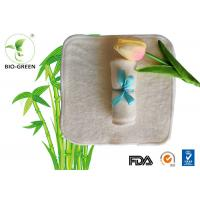 Cheap Customized Color Bamboo Baby Wipes , White Bamboo Eco Friendly Baby Wipes for sale