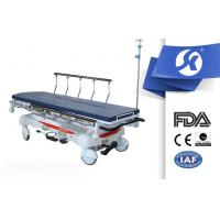 Cheap Luxury USA Pumps Patient Stretcher Trolley For Transportation for sale