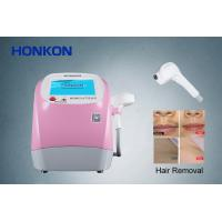 Cheap 300w Diode Laser For Hair Removal , Rejuvenation 808 Laser Hair Removal Device for sale