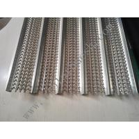 Cheap 2.5m Length Thickness Galvanized High Ribbed Formwork  For Building 0.30mm Thickness for sale