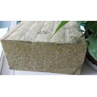 China rock wool board on sale