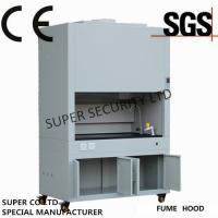 Cheap Plastics Drying Medical Fume Hood , Exhaust Fume Hoods For Chemical Lab for sale