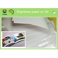 China Custom Offset Printing Paper For Magazine And Textbooks 100% Wood Pulp Material on sale