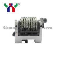 Cheap 7 digits GTO Numbering Machine, Offset Printing Spare Parts for sale