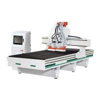 Cheap Computer Control CNC Wood Router Machine With 4.5kw Air Cooling Spindle for sale