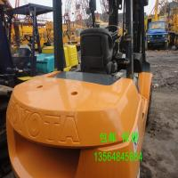Cheap used forklifts 4ton TOYOTA used forklift truck for sale