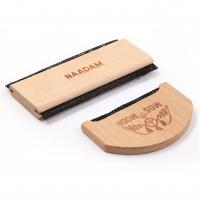China Wooden Cashmere Sweater Comb for Cloth Brush on sale