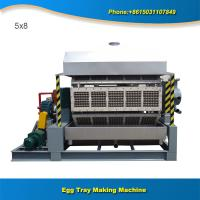 China Full automatic paper pulp moulding machine for egg tray on sale