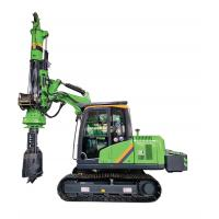 Buy cheap Speed of rotation 7~40 rpm,Torque 32/42 KN.m,CE Small Rotary Driling Rig / from wholesalers