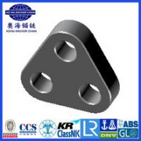 Cheap Triangular Towing Plate-Aohai Marine China Largest Factory with IACS and Military certification for sale