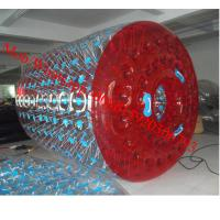 Cheap CE Certification Inflatable Water Roller In water park  Water Roller/Water Game for sale