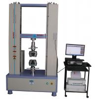 Cheap 300KN Universal Test Machines , Universal Test Equipment Closed-loop Control for sale