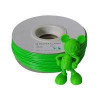 Cheap  HIPS Plastic Filament 3mm Green , Rapid Prototyping 3D printer Consumables for sale