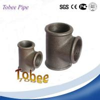 Cheap Malleable iron fittings equal tee for sale