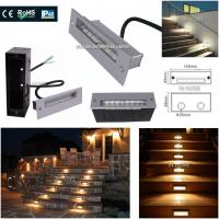Cheap Decorative Outdoor Step 5730 SMD Recessed LED Wall for Stair Lights Night lights plug in wall wholesale