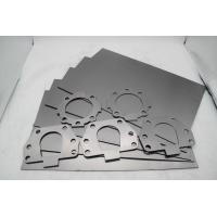 Cheap Reinforced Expanded Graphite Sheet With Metal Foil Replacement For Asbestos for sale