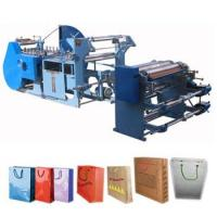 Cheap Special Shape/ Triangle Bag Making Machine for sale