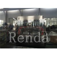 Cheap Rotary / Linear Type Oil Filling And Packaging Machinery Stainless Steel Material for sale