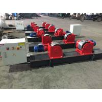 Cheap 100 - 1000mm/Min VFD Speed Control Welding Turning Rolls With CE Certificate for sale
